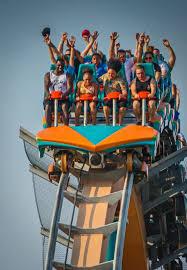 Goliath At Six Flags Hyper Coaster Videos U0026 Info Coasterforce