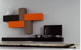 Modern Furniture Tv Stand by Pure Contemporary Furniture Pianca U0027 Spazio Wall Unit Tv Stand