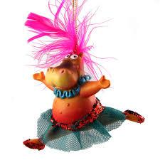 ballerina hippo ornament hippo mojo
