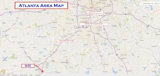 Atlanta Area Map 790 E Highway 16 E Newnan Ga 30263 Georgia Mls