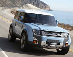 land rover concept land rover defender concept dc100 freshness mag