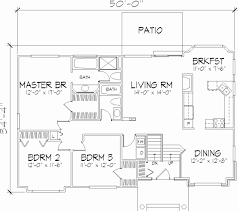 walkout ranch floor plans 30 awesome collection of 1500 sq ft house plans with walkout