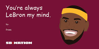 punny valentines day cards 6 shamelessly punny s day cards for sports fans