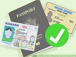 Kansas travel passport images 4 ways to obtain a copy of your birth certificate in kansas jpg