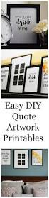 how to create beautiful wall art at home quote art is easy and