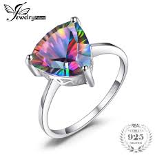 rings topaz images Jewelrypalace natural rainbow fire mystic topaz ring for women jpg