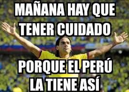 Peru Vs Colombia Memes - colombia vs perú memes encienden el partido por eliminatorias 2014