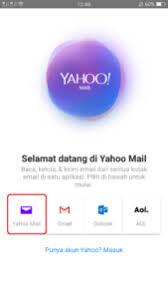 membuat yahoo mail via hp cara login email yahoo hp android cara login