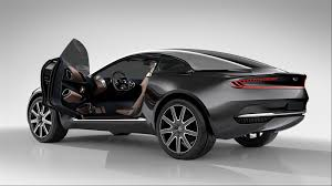 aston martin lagonda concept interior aston martin dbx crossover to launch with gas engines and cameras