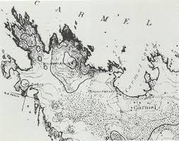 Point Lobos State Reserve Map by Carmel Mining History Holds Truths For Past U0026 Present The Sandpiper