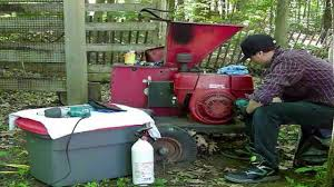 1 small engine repair how to unseize a kohler shredder 16hp youtube