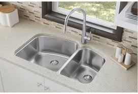 faucet com eluh31229rpd in stainless steel by elkay