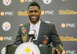 a1 bentley before and after antonio brown u0027s new suit roses horseshoes and a gun pittsburgh