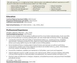 strikingly idea medical resumes 15 sample resume templates