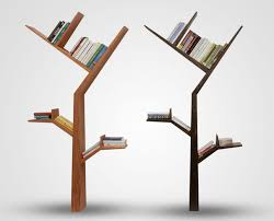 Wood Shelves Design by 33 Creative Bookshelf Designs Bored Panda