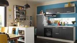 cuisine meubles gris best meuble darty cuisine bleu gris ideas design trends 2017