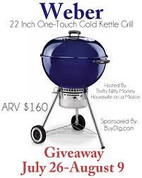 weber 22 inch one touch gold kettle grill thrifty nifty mommy