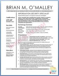 physical security specialist resume sample reconciliation