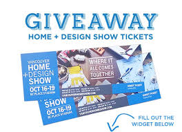 Enter to win tickets to the Vancouver Home Design Show