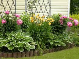 small perennial garden design