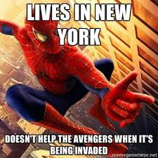 Meme Generator Spiderman - scumbag spiderman