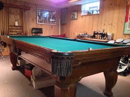 used brunswick pool tables for sale brunswick billiards madison sold used pool tables billiard tables