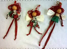 miss tweedle christmas angel sewing project