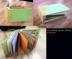 accordion photo album bookmaking accordion album by queenmari on deviantart