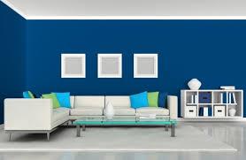 white and blue living room u2013 modern house