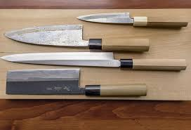 forged japanese kitchen knives japanese knives chefsteps forged japanese kitchen