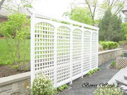 bower woods llc custom garden structures trellis