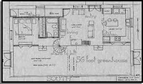 green house floor plans straw bale plan 1850 with green house