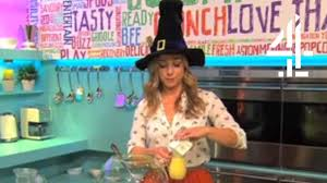 spooky halloween punch recipe sunday brunch youtube