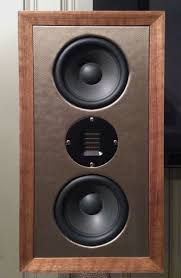 ribbon tweeter made f010 stand mount speaker with ribbon tweeter by span