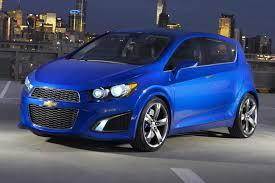 Muito Chevrolet Aveo RS - Pictures | Chevrolet Aveo RS hot hatch | Evo &YZ92