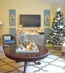Coastal Home Design Studio Llc Slightly Coastal Christmas Home Tour My Uncommon Slice Of Suburbia