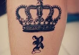 crown tattoo design 2017