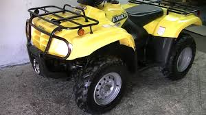 suzuki eiger quad runner lta400 st 10677 youtube