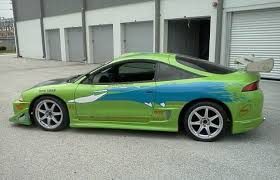 mitsubishi eclipse fast and furious buy the mitsubishi eclipse from the fast and the furious complex