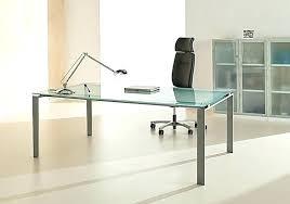 bureaux en verre bureau moderne ikea cool amazing bureaux en verre bureau direction