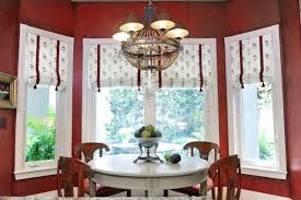 Kitchen Nook Decorating Ideas by Curtain Ideas For Breakfast Nook Decorate The House With