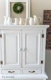 robin u0027s egg blue cabinet makeover diy beautify