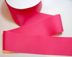 3 inch grosgrain ribbon fluorescent ribbon etsy