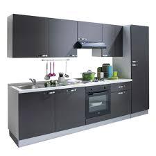 meuble cuisine tout en un cuisine tout équipée avec électroménager pas cher generalfly