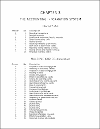 intermediate solution chap 3 chapter 3 the accounting