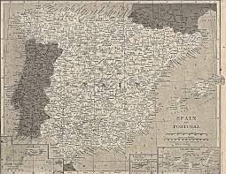 Spain And Portugal Map by Nationmaster Maps Of Portugal 18 In Total