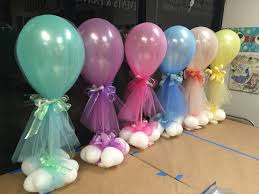 Table Decorating Balloons Ideas 161 Best Balloon Decor Images On Pinterest Balloon Ideas