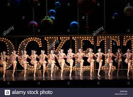radio city rockettes stock photos radio city rockettes