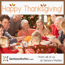 activities for seniors at thanksgiving seniors matter