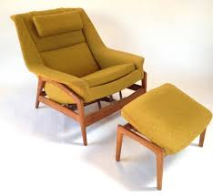 modern chair with ottoman 20 futuristic lounge chairs for your modern living room